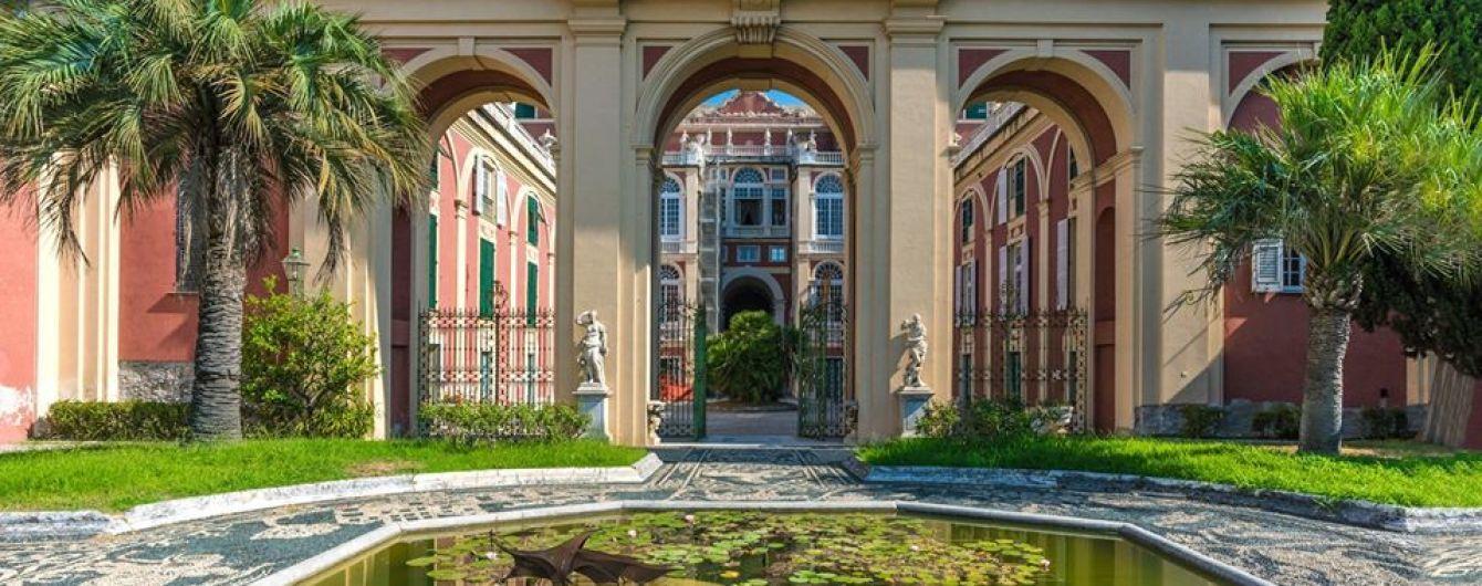 В Генуе дни открытых дверей дворцами проведут онлайн