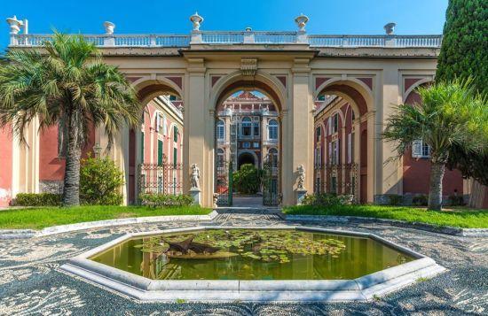 У Генуї дні відкритих дверей палацами проведуть онлайн