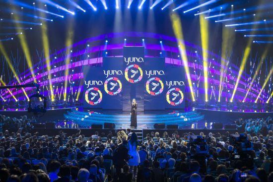 Організатори премії YUNA знову перенесли церемонію