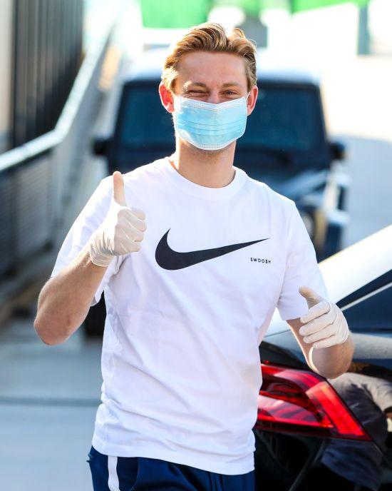 """У """"Барселоні"""" немає коронавірусу: стали відомі результати тестів футболістів та тренерів"""