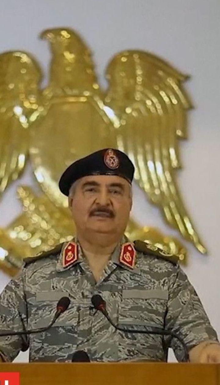 Бойцы с близкой к Путину частной компании Вагнера воюют в Ливии - ООН