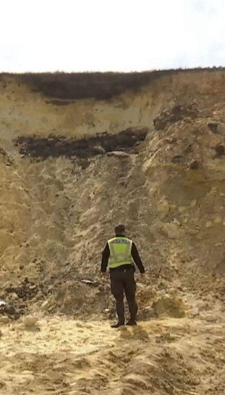 Загибель дівчинки під піском: чиновники Харківської області обіцяють перевірити усі місцеві кар'єри