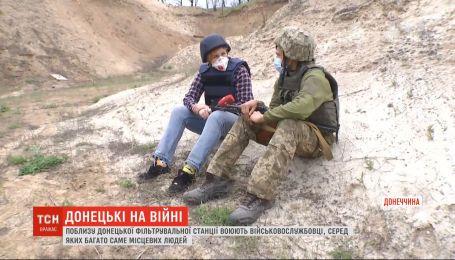 Зовсім інша мотивація: під Донецьком воюють переважно місцеві жителі