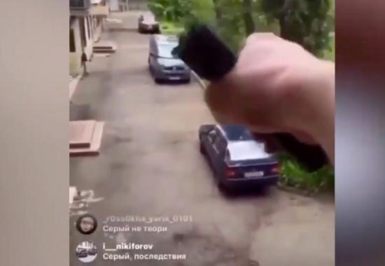 Підлітка, який стріляв по перехожих у Дніпрі, могла спровокувати сварка з дівчиною