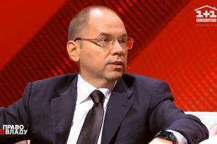 Міністр охорони здоров'я Максим Степанов пояснив, як буде реанімувати медицину