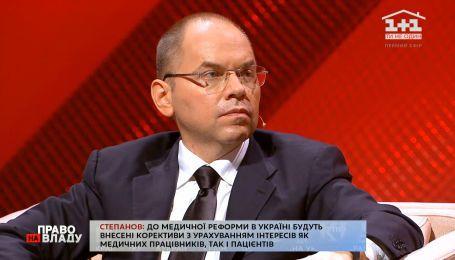 Степанов пояснив, чому одеський тубдиспансер отримав підвищене фінансування