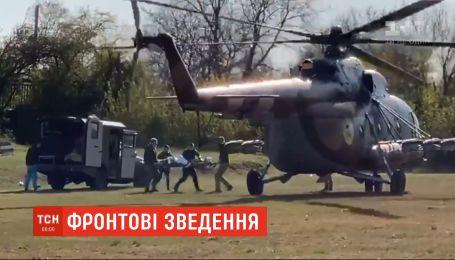На Донбасі ворог посилив обстріли: 6 українських бійців зазнали поранень