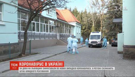 У Львові терміново скликають штаб швидкого реагування на випадки коронавірусу регіоні