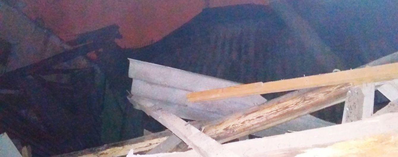 У центрі Одеси обвалився житловий будинок: мешканців евакуювали