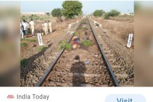 В Індії потяг наїхав на натовп сплячих трудових мігрантів: десятки жертв