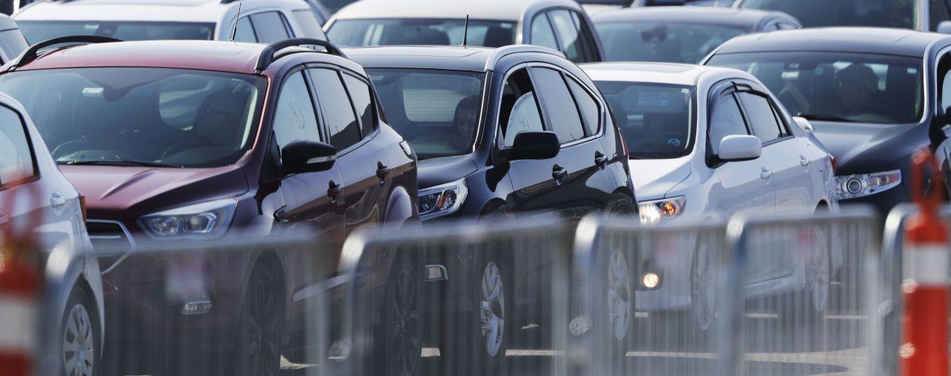 Український ринок нових легкових авто в травні припинив падіння