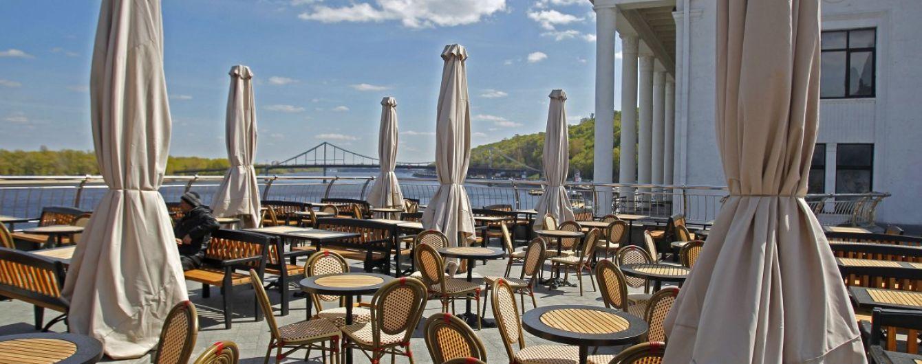 В Минздраве рассказали, когда разрешат полноценную работу кафе и ресторанам