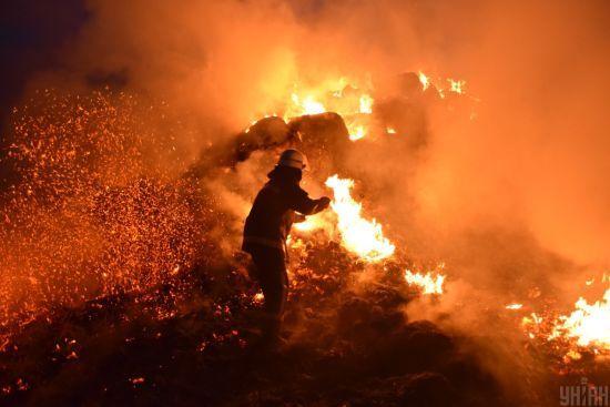 У Дніпропетровській області під час пожежі в будинку заживо згоріли дві жінки