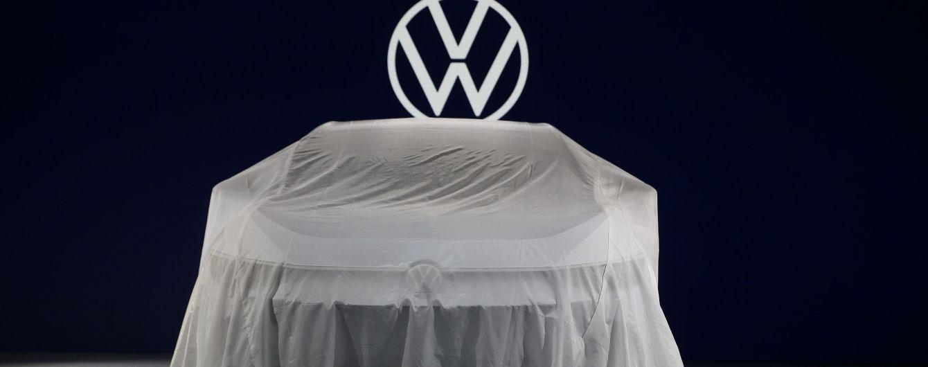Volkswagen розкрив перші подробиці про новий флагманський електромобіль
