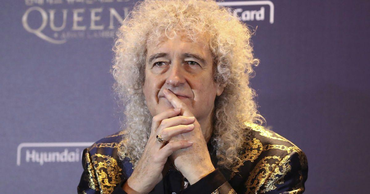 """Гитарист Queen Брайан Мэй на карантине порвал ягодицы """"в клочья"""""""
