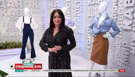 Ольга Сеймур дала поради, як одягатися жінкам із невеликим бюстом