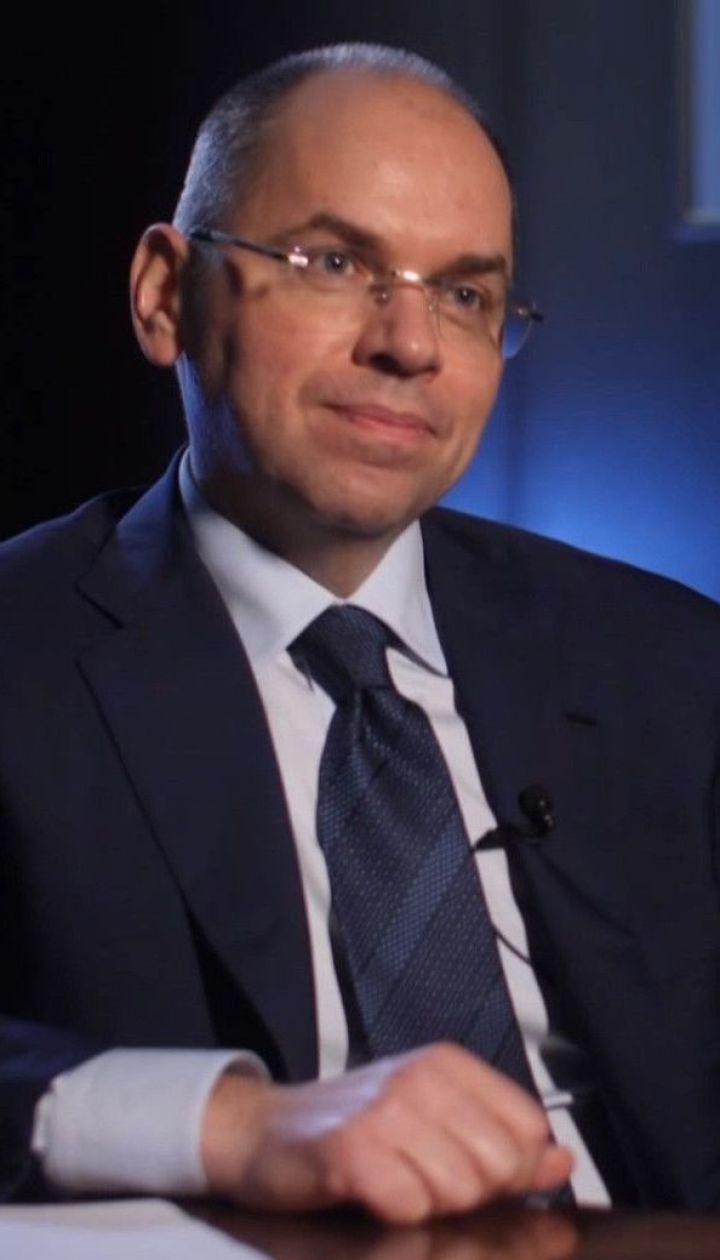 Ексклюзивне інтерв'ю міністра Степанова про реформу медицини і зарплати лікарів