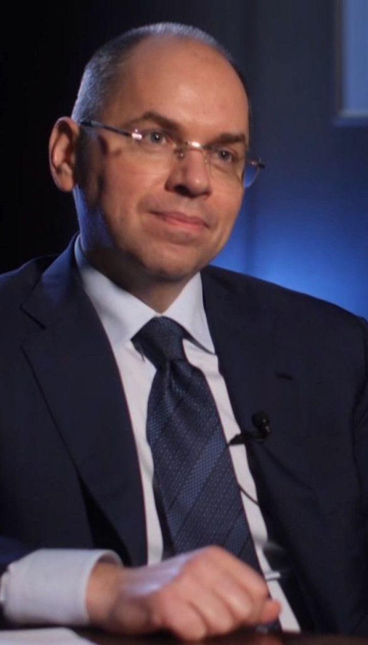 Эксклюзивное интервью министра Степанова о реформе медицины и зарплате врачей