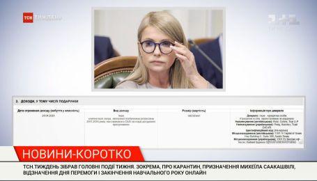 Тимошенко миллионерша, заочный арест Януковича и перезагрузка Минска: главные события недели