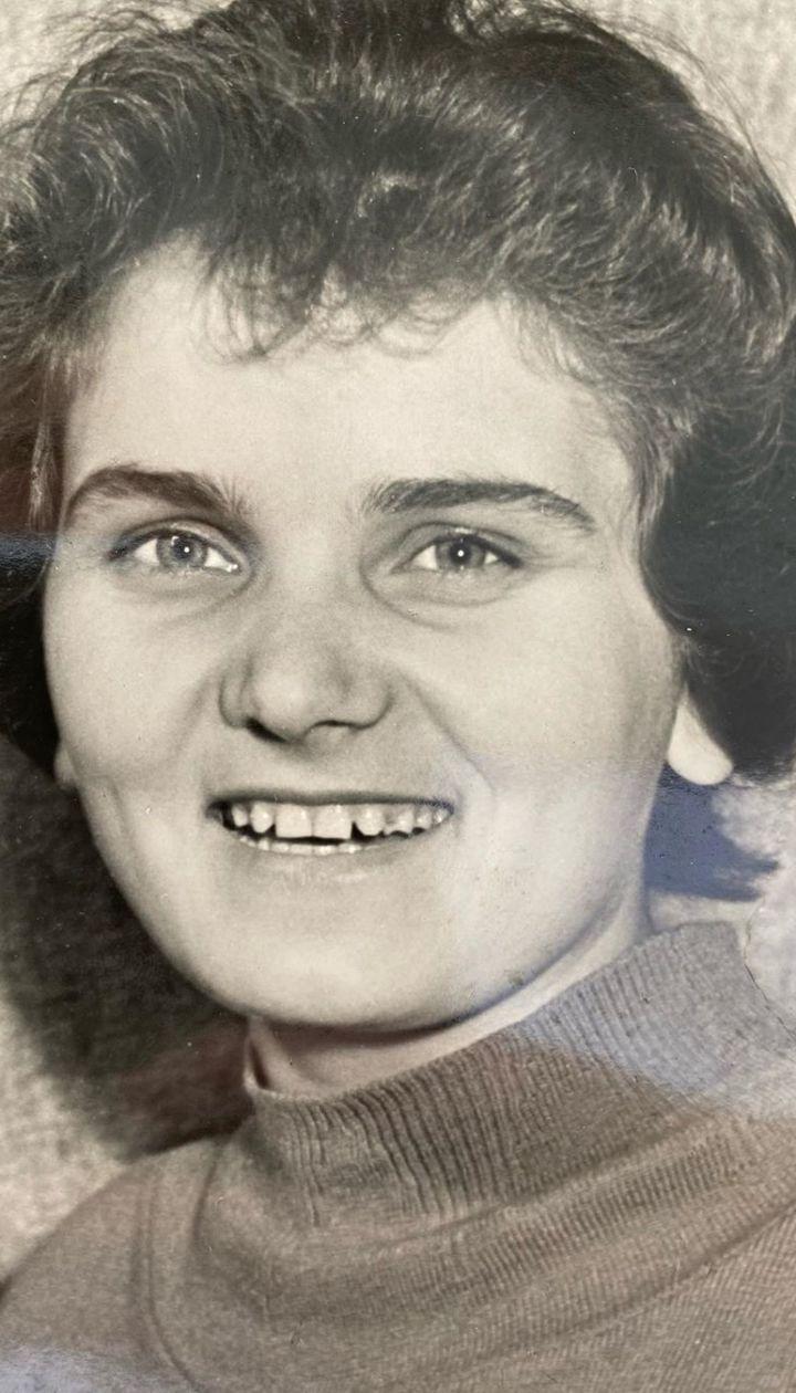Мама Юрия Горбунова