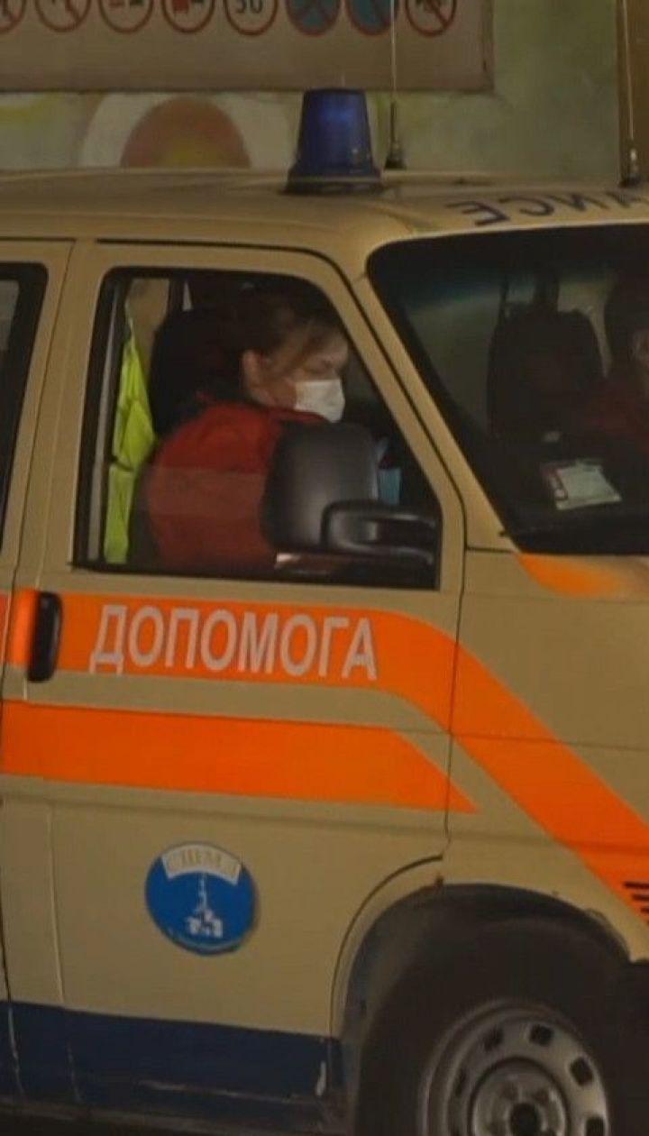 Від ускладнень коронавірусу помер головний лікар Івано-Франківської швидкої
