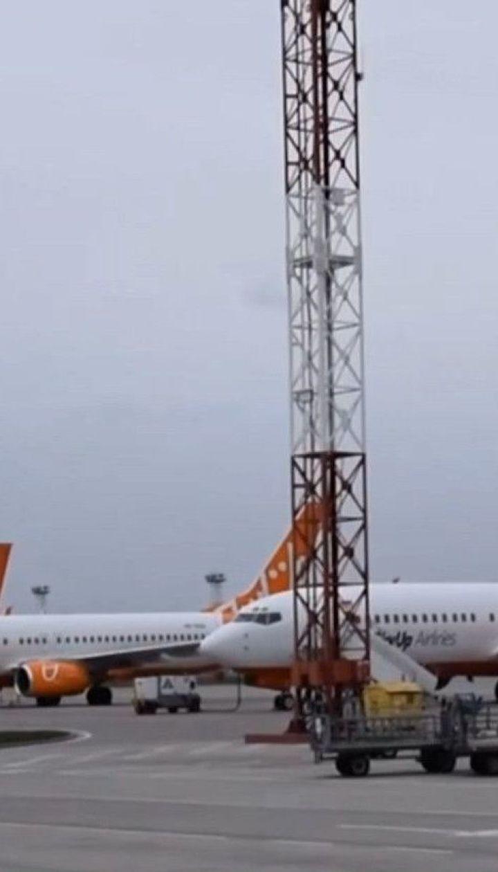 Три міжнародні авіакомпанії хочуть відновити рейси з України вже з кінця травня
