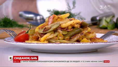 Руслан Сеничкин поделился рецептом самой вкусной жареной картошки