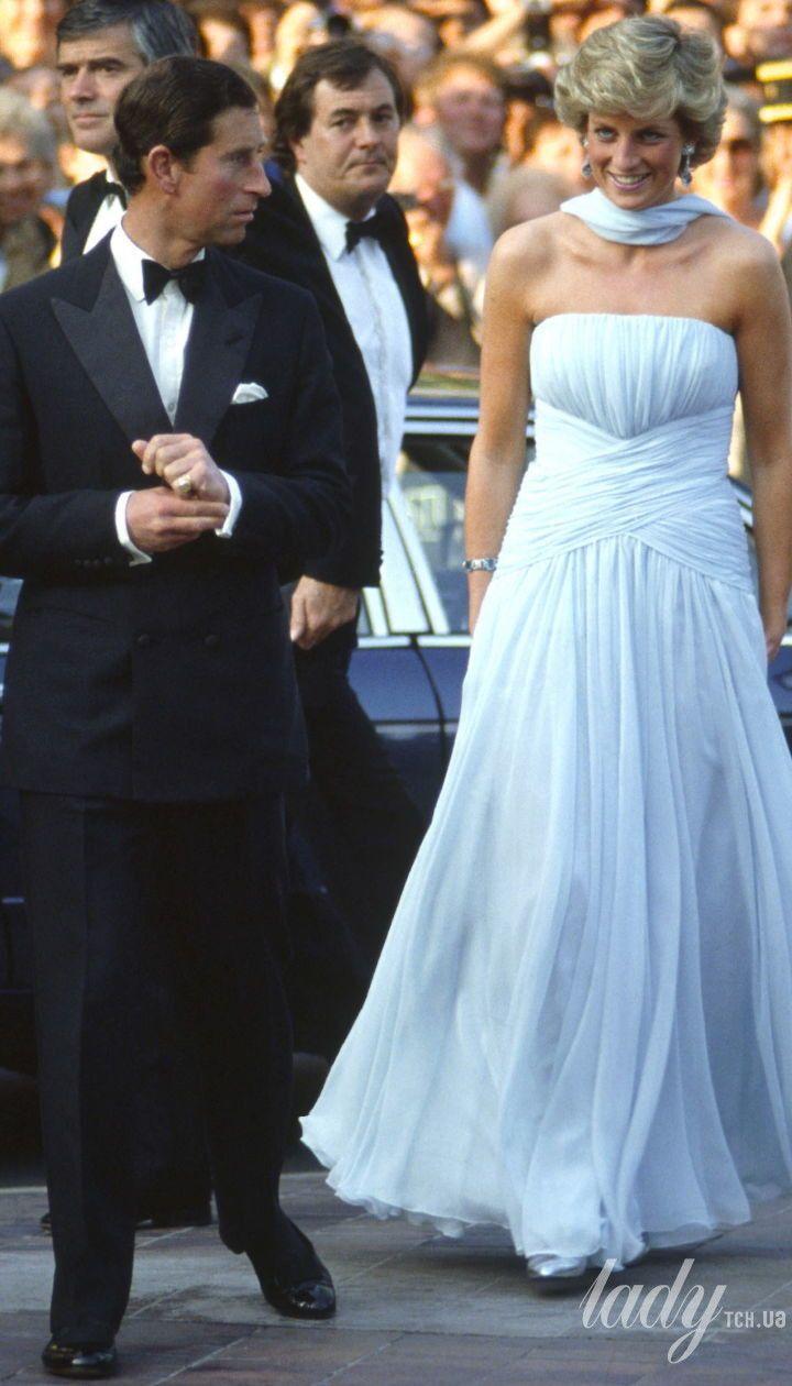 Принц Чарльз и принцесса Диана, 1987 год