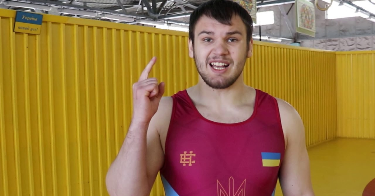"""""""Вплив московських агентів"""": борця, який викликав на бій Усика, вигнали з Олімпійського коледжу"""