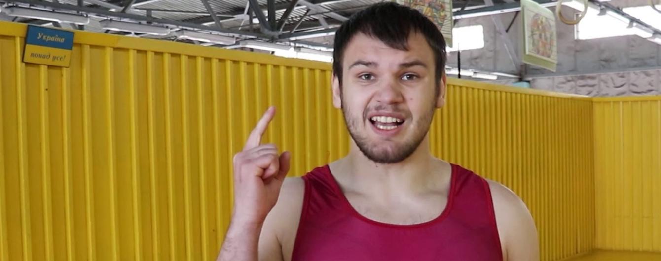 """""""За неуважение к нашему народу"""": украинский борец объяснил, почему вызвал Усика на бой"""
