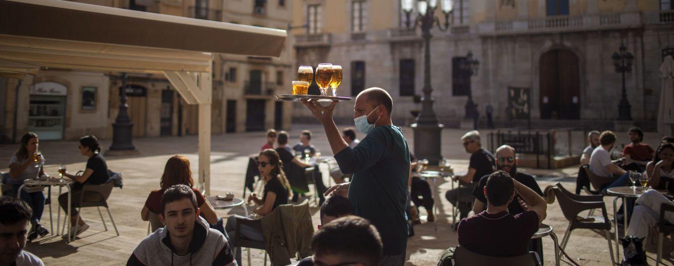Испания ввела обязательный карантин для всех, кто прибыл из-за границы