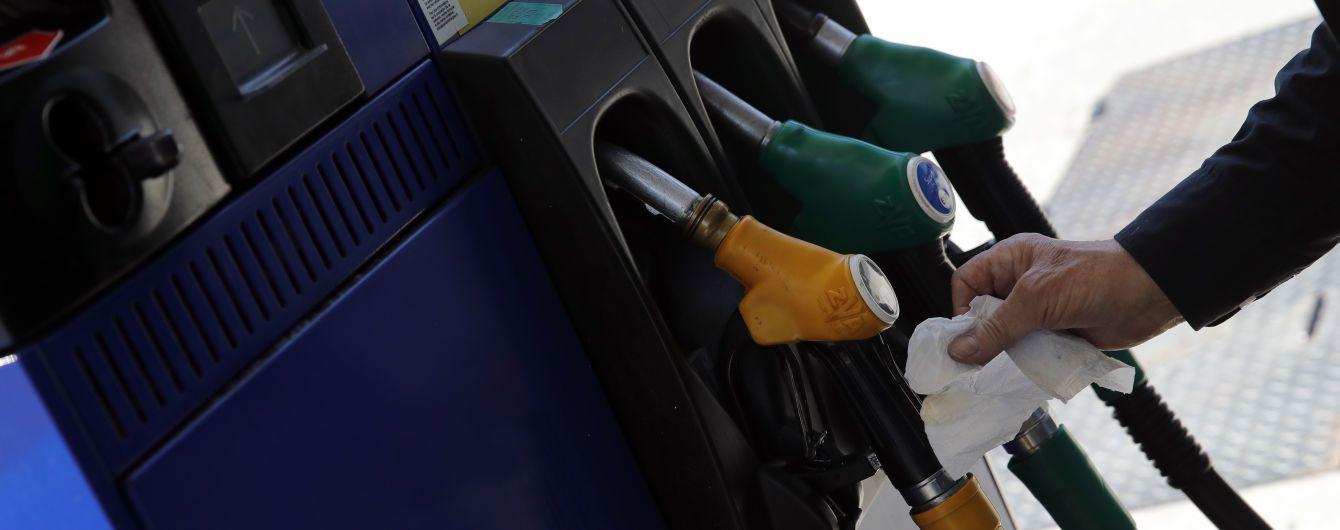 Средняя цена на топливо в Украине: какова сейчас его стоимость