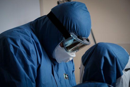 У Черкасах від ускладнень через коронавірус помер хірург