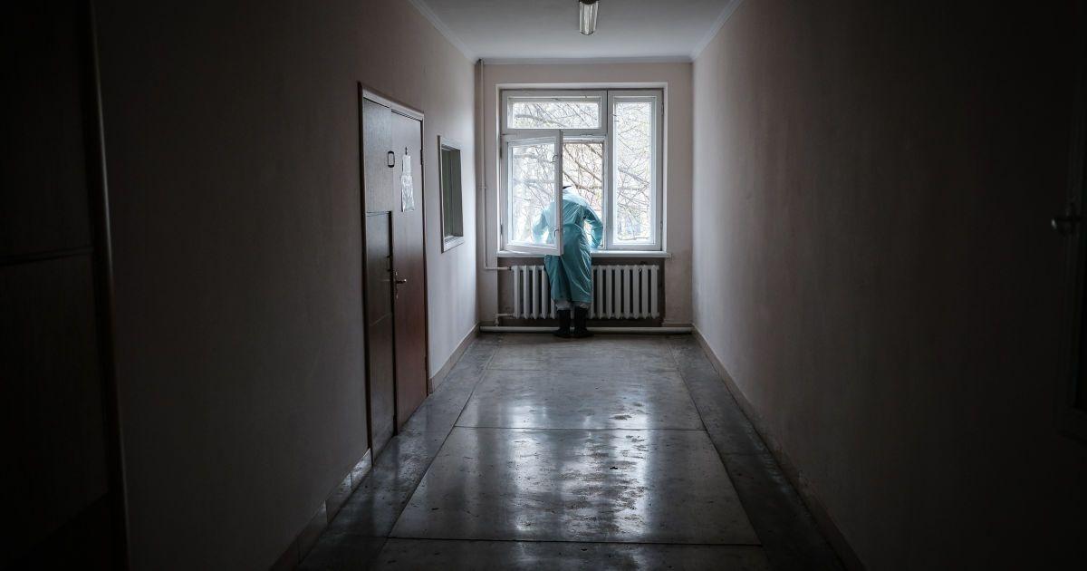 В прокуратуре Киева прокомментировали самоубийства в больнице для больных коронавирусом