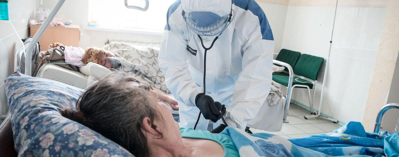 У Донецькій області кількість випадків коронавірусу перевищила півтори сотні