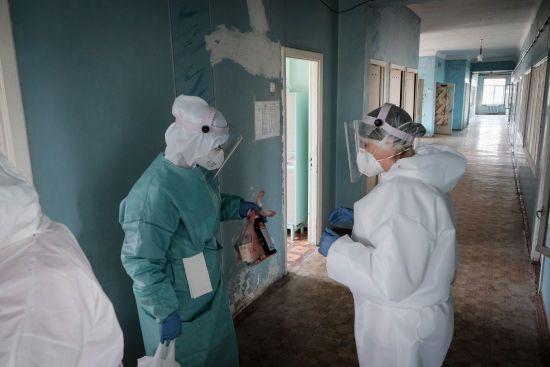У Рівненській області кількість жертв коронавірусу перевищила шість десятків