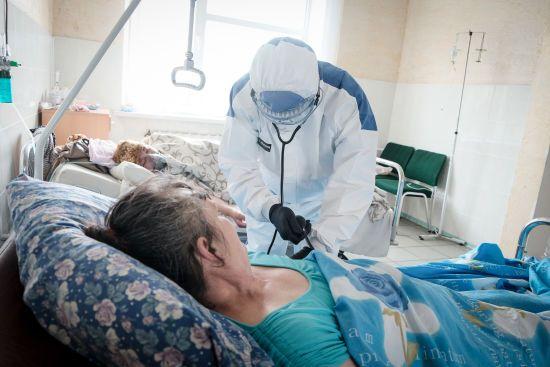 У Донецькій області зростає кількість хворих на коронавірус: найбільше - у Слов'янську