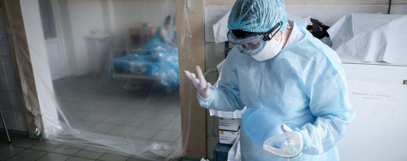 У Рівненській області зафіксували нові випадки коронавірусу, серед яких смертельний