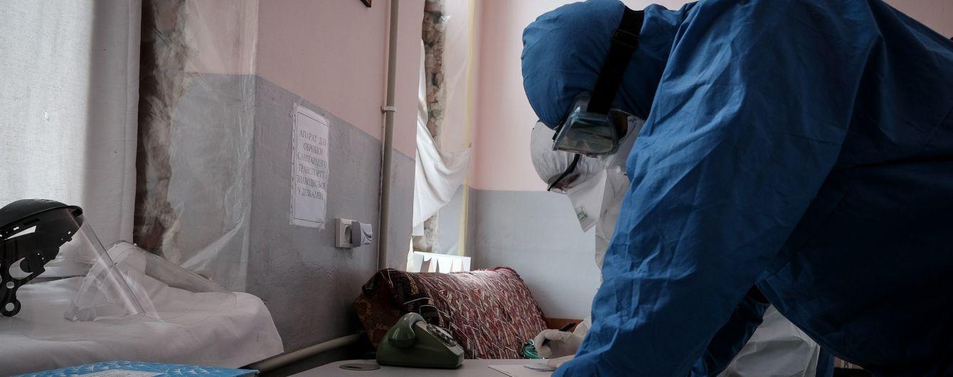 В Черновицкой области обнаружили почти сотню новых больных коронавирусом