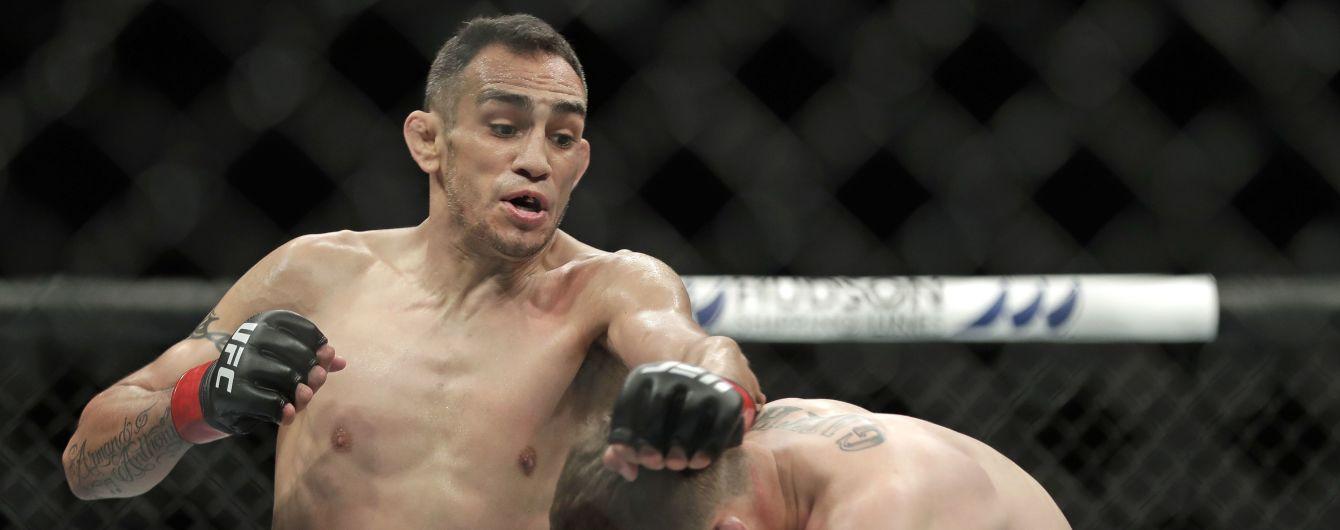 Гонорари бійців UFC: Фергюсон програв Гетжі, але заробив більше