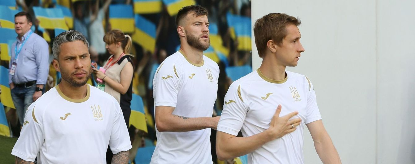Футболіст Ярмоленко вчить британців говорити українською