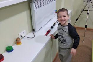 3-річний Макар потребує вашої допомоги