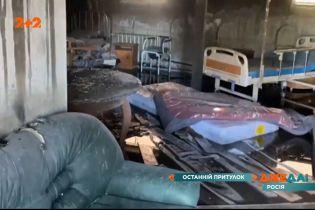 Біля Москви загорівся будинок для літніх людей