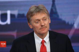Коронавирус в Кремле: заразился прес-секретарь президента Дмитрий Песков