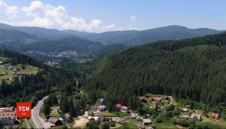 Интересный туризм: отныне интересные места Прикарпатья можно осмотреть виртуально