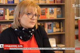 Киянка Світлана Погасій створила кіношколу для дітей з вадами слуху