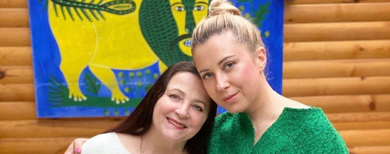 Тоня Матвиенко показала свою знаменитую маму в молодости