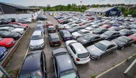 До України можуть хлинути вживані авто з Японії