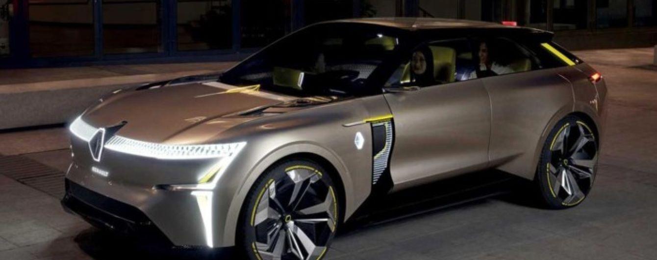 Renault готує два електричних позашляховики, які зможуть проїхати без підзарядки до 550 км