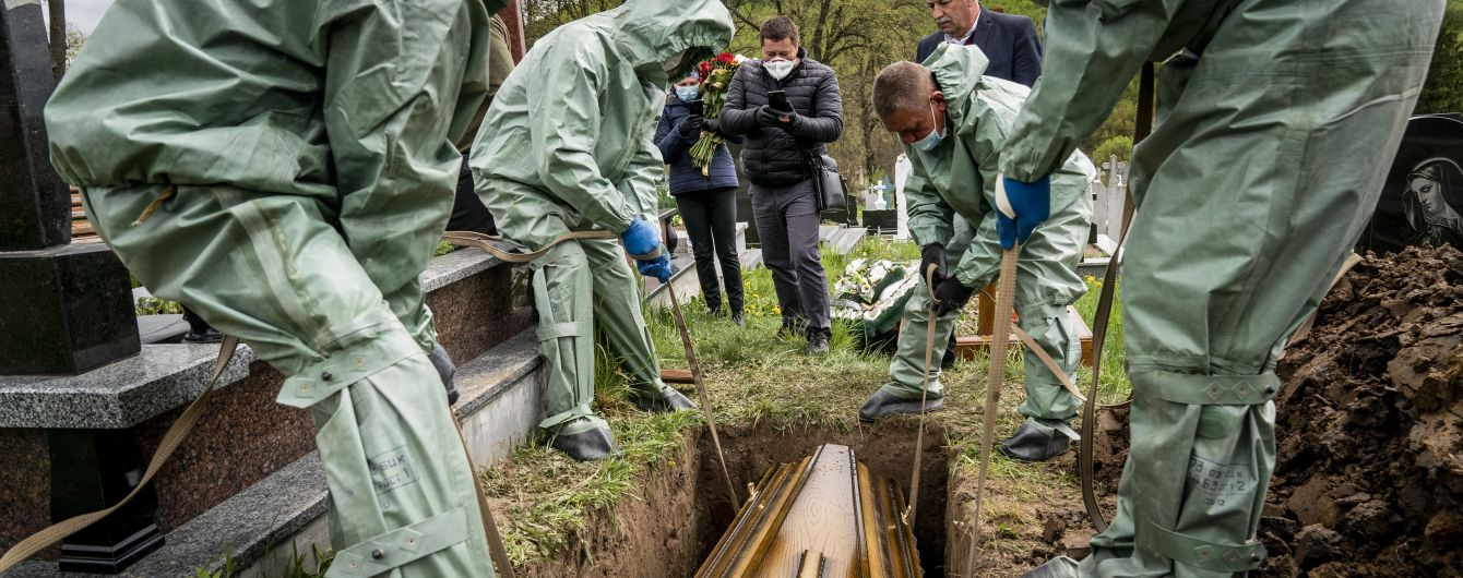 В Ровенской области количество жертв коронавируса достигло трех десятков